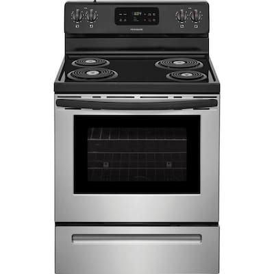 Frigidaire 5 3-cu ft Self-Cleaning Freestanding Electric