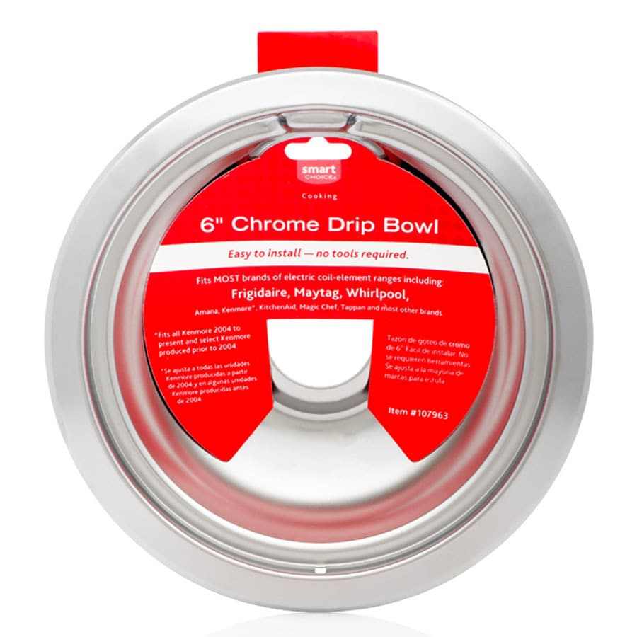 Smart Choice Smart Choice Chrome Drip Bowl