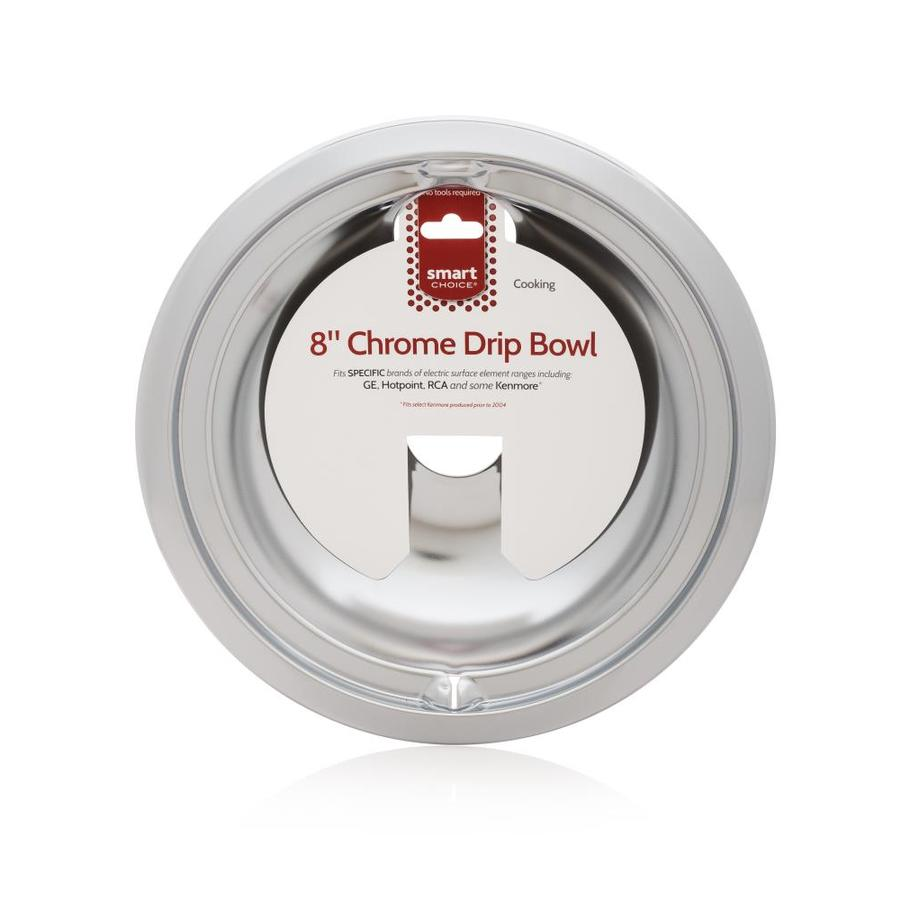 Electric Range Drip Pan (Chrome)