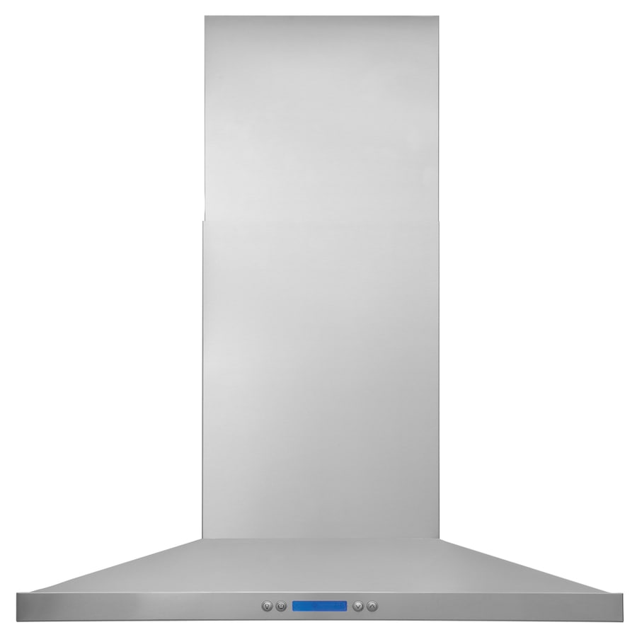 Frigidaire Convertible Wall-Mounted Range Hood (Stainless steel) (Common: 30-in; Actual: 30-in)
