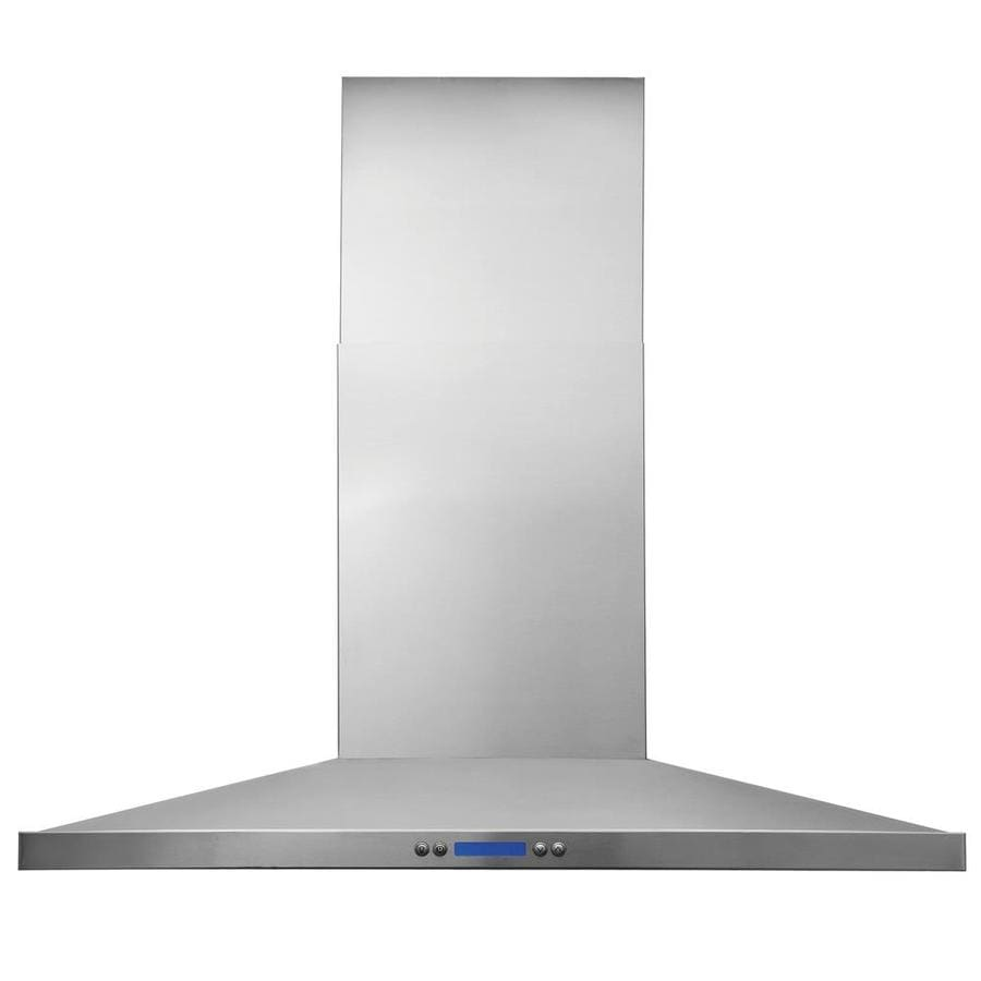 Frigidaire Convertible Wall-Mounted Range Hood (Stainless steel) (Common: 36-in; Actual: 35.875-in)