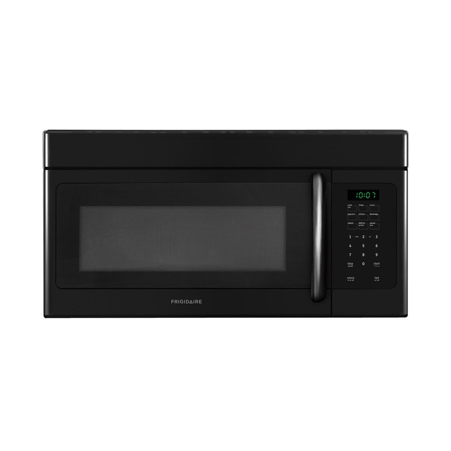 Shop Frigidaire 16cu ft OvertheRange Microwave with Sensor – Dish 222k Wire Diagram