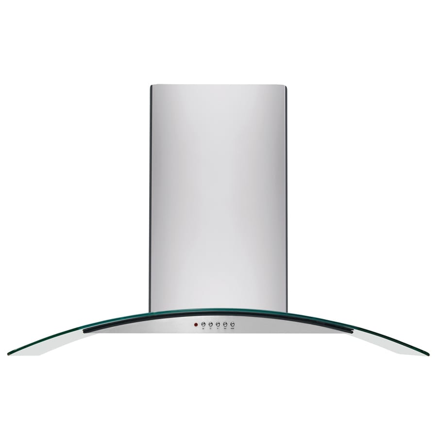 Frigidaire Convertible Wall-Mounted Range Hood (Stainless Steel) (Common: 30-in; Actual: 29.875-in)