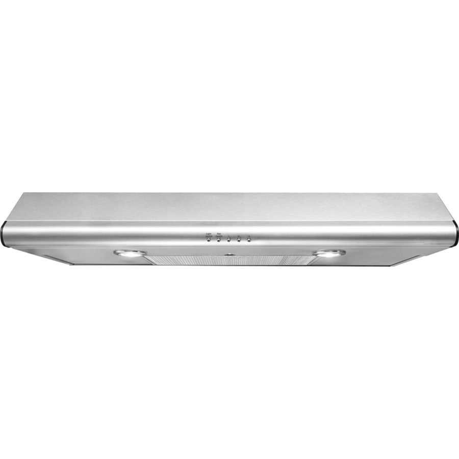 Frigidaire Undercabinet Range Hood (Stainless steel) (Common: 36-in; Actual: 36-in)