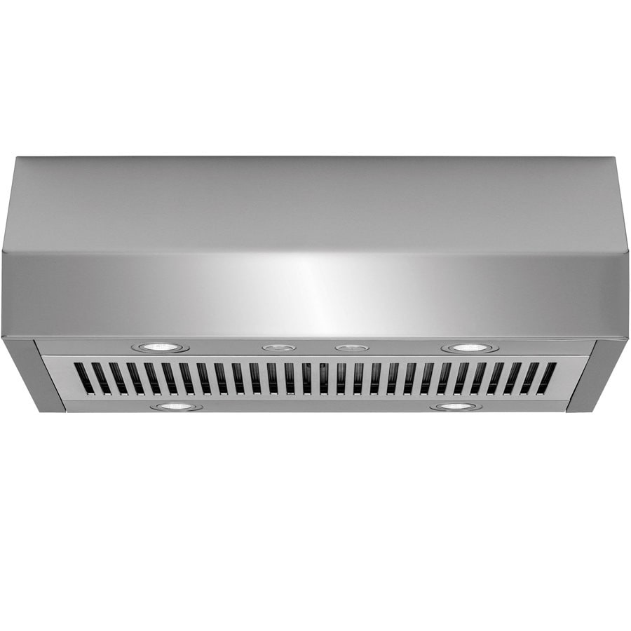 Frigidaire Professional Undercabinet Range Hood (SmudgeProof Stainless Steel) (Common: 30-in; Actual: 30-in)