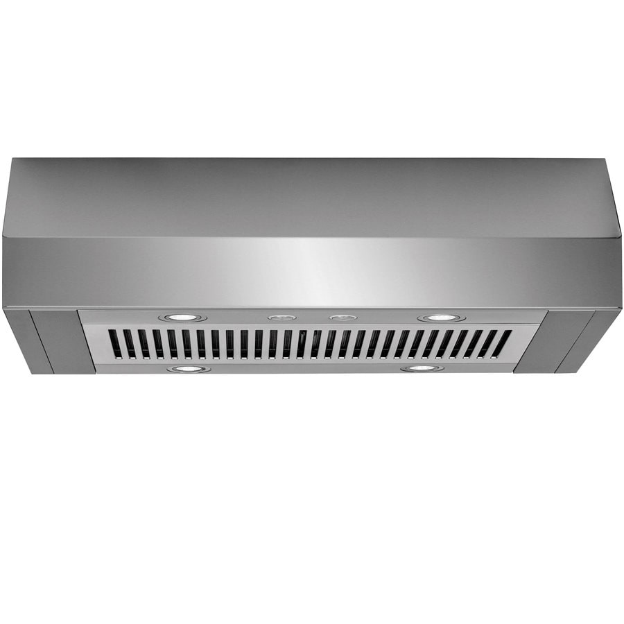 Frigidaire Professional Undercabinet Range Hood (SmudgeProof Stainless Steel) (Common: 36-in; Actual: 36-in)