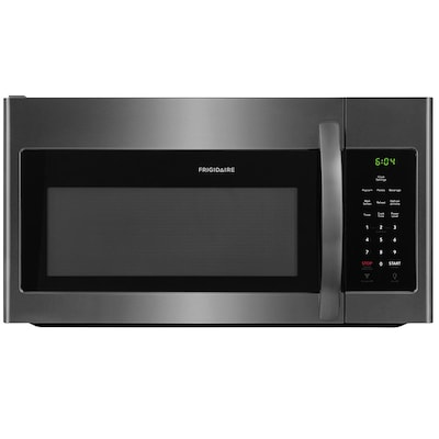 Frigidaire Black Stainless Steel