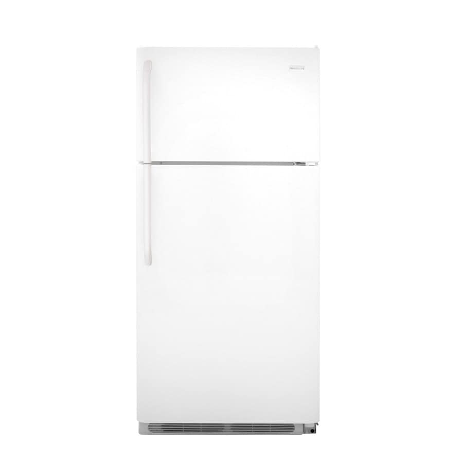 Frigidaire 18.3-cu ft Top-Freezer Refrigerator (White)