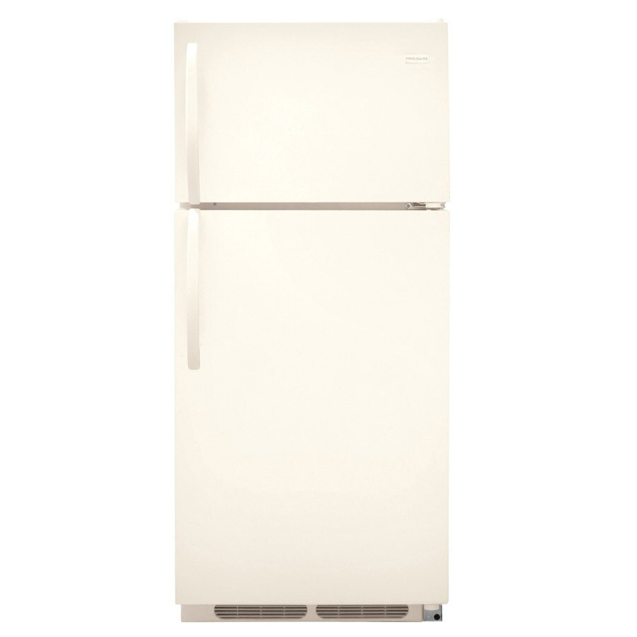 Frigidaire 16.5-cu ft Top-Freezer Refrigerator (Bisque)