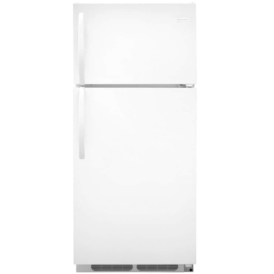 Frigidaire 16.3-cu ft Top-Freezer Refrigerator (White) ENERGY STAR