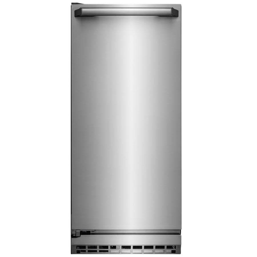 Electrolux 34-lb Freestanding/Built-in Ice Maker (Stainless Steel)