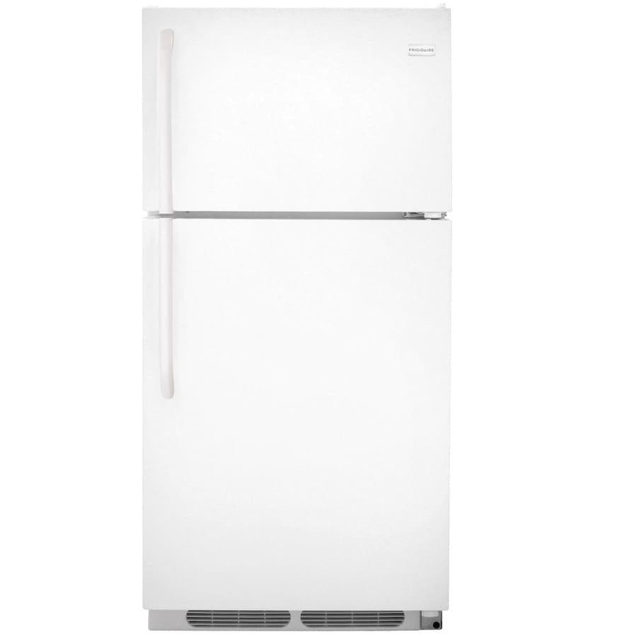 Frigidaire 14.5-cu ft Top-Freezer Refrigeratorÿ