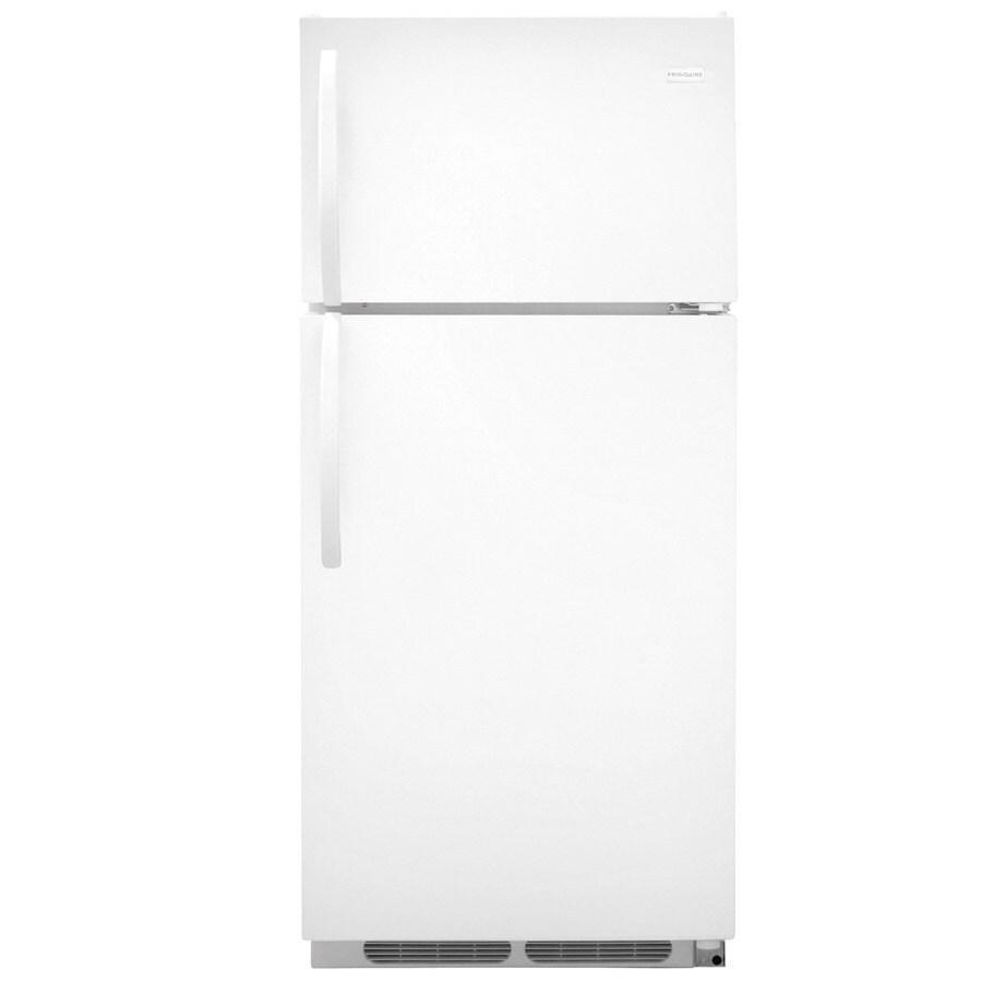 Frigidaire 16.3-cu ft Top-Freezer Refrigerator (White)