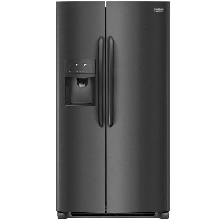 Frigidaire Gallery 25 5 Cu Ft Side By Side Refrigerator