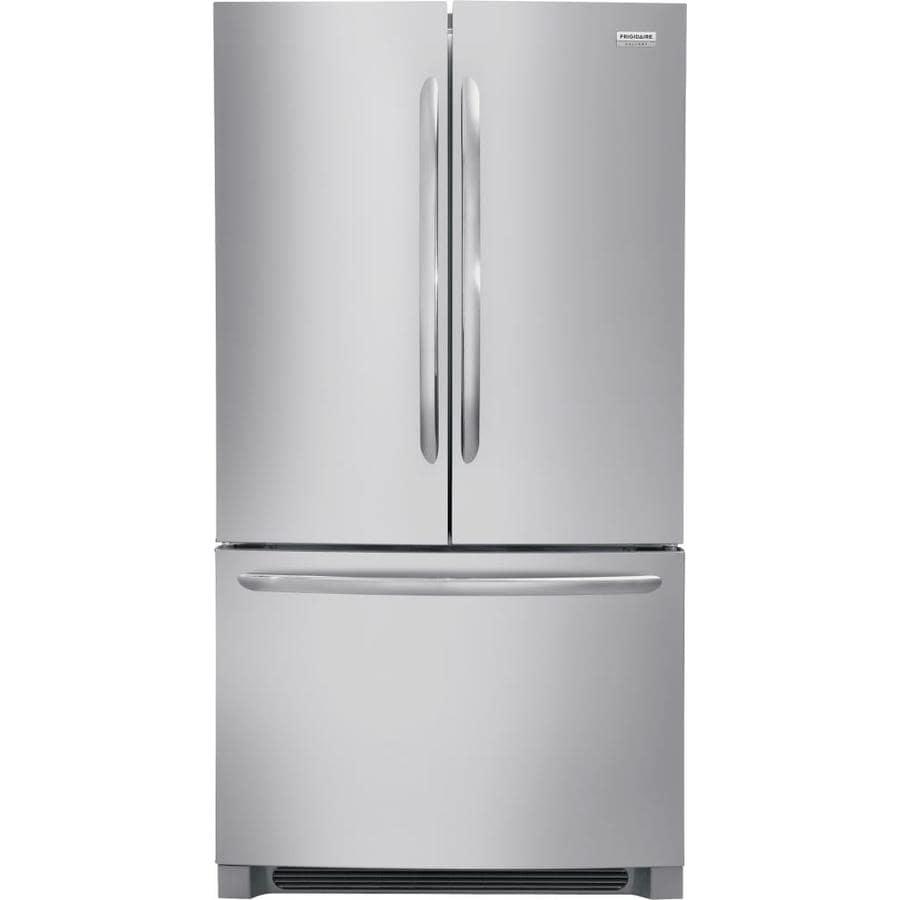 Frigidaire Gallery 22.4-cu Ft French Door Refrigerator