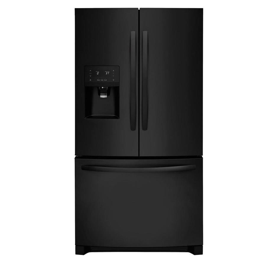 Frigidaire 26 8-cu ft 3-Door Standard-Depth French Door Refrigerator