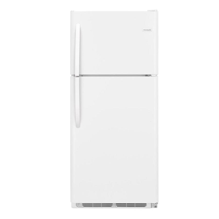 Frigidaire 20.4-cu ft Top-Freezer Refrigerator  (White) ENERGY STAR