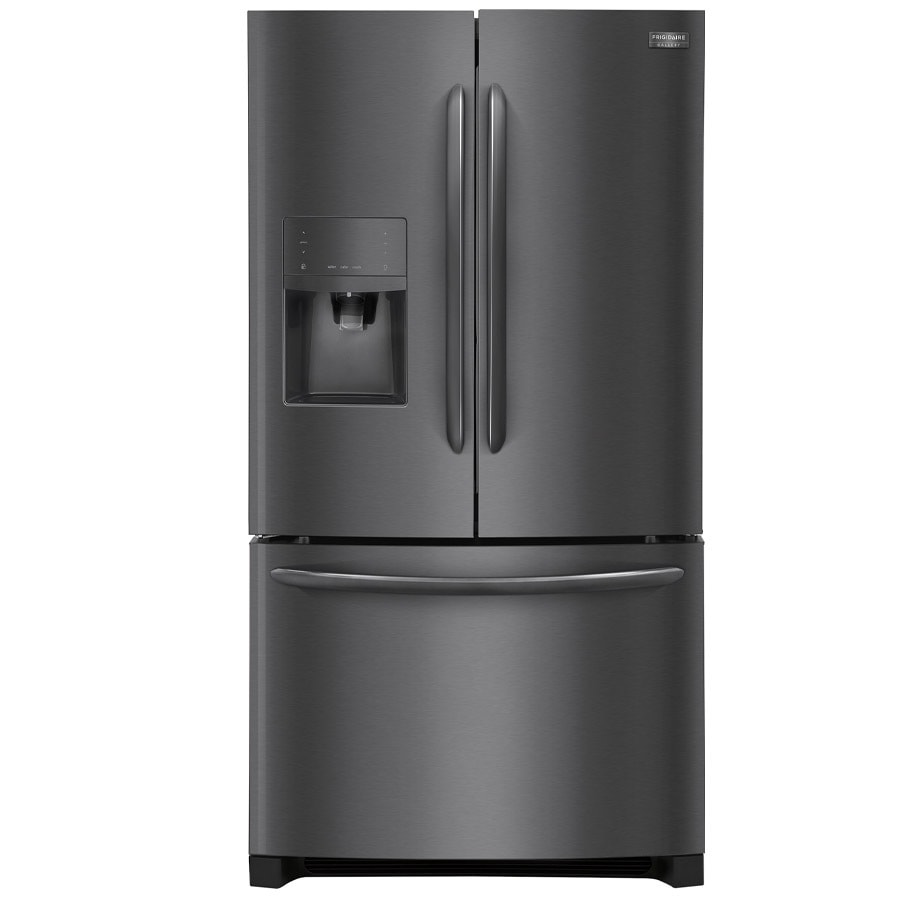 Frigidaire Gallery 27.1-cu ft French Door Refrigerator with Dual Ice