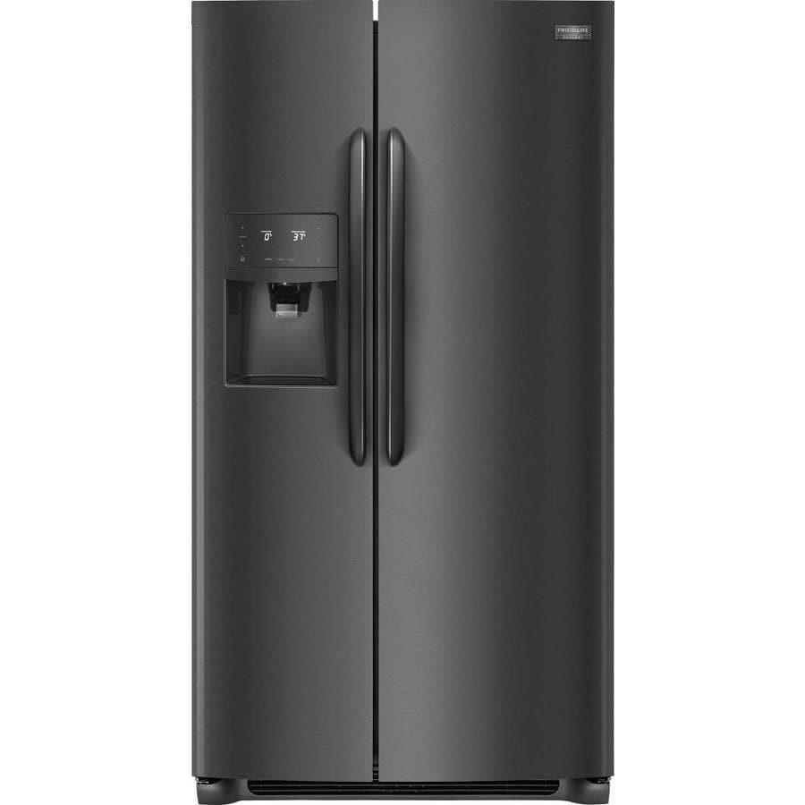 Fingerprint Proof Stainless Refrigerator