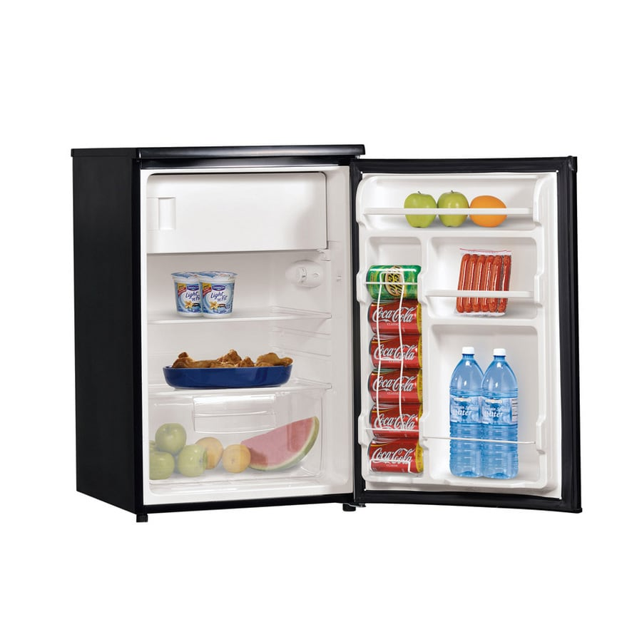 Frigidaire 4 4 Cu Ft Mini Fridge Freezer Compartment