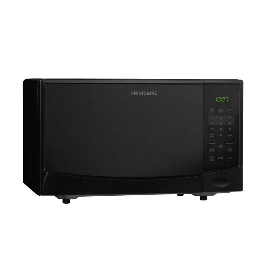 Countertop Stove Lowes : ... cu ft 900-Watt Countertop Microwave (Black) at Lowes.com
