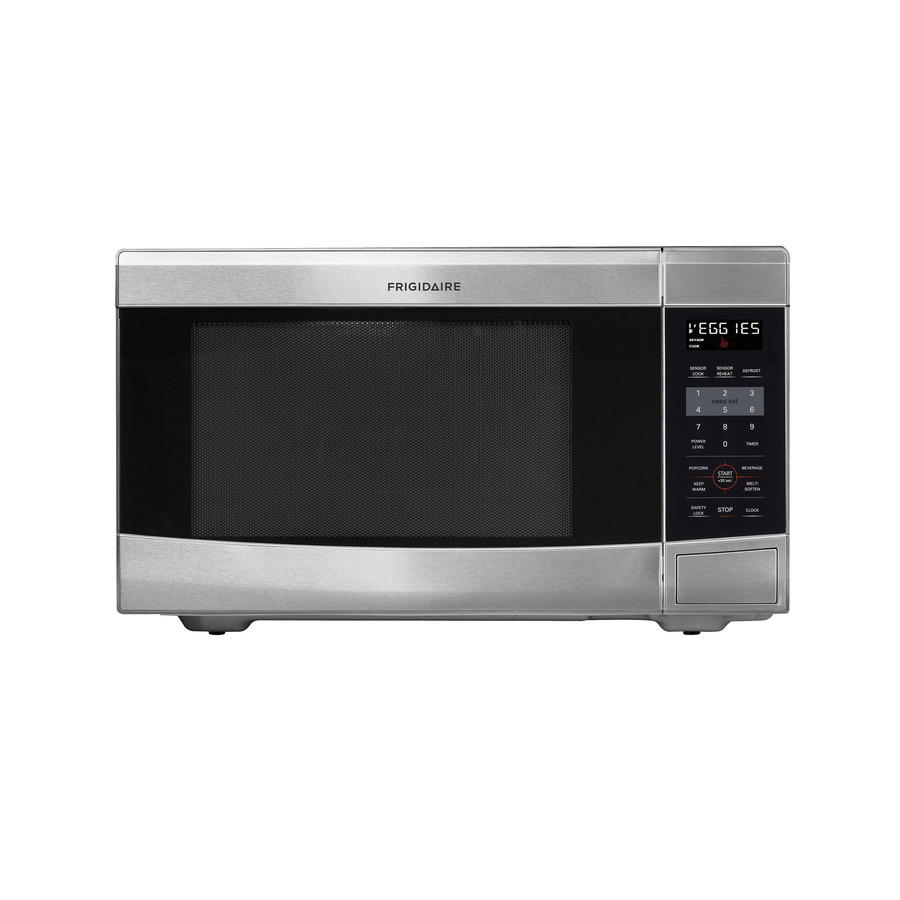 Frigidaire 1 6 Cu Ft 1 100 Watt Countertop Microwave