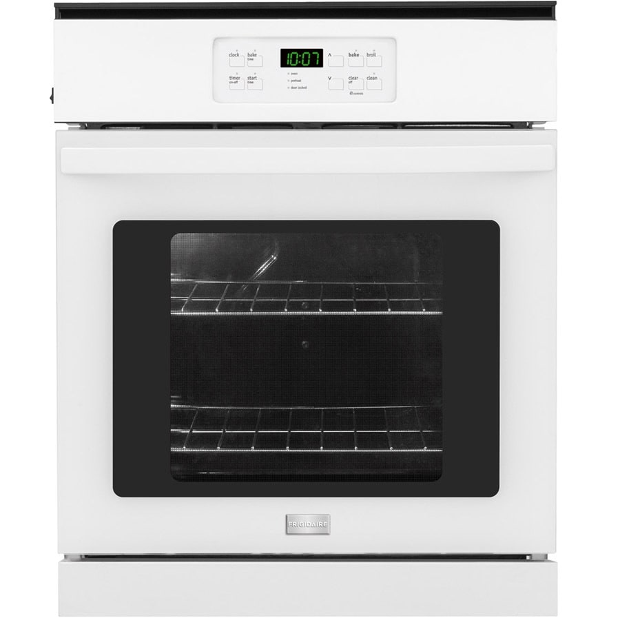 Shop Frigidaire Self Cleaning Single Electric Wall Oven