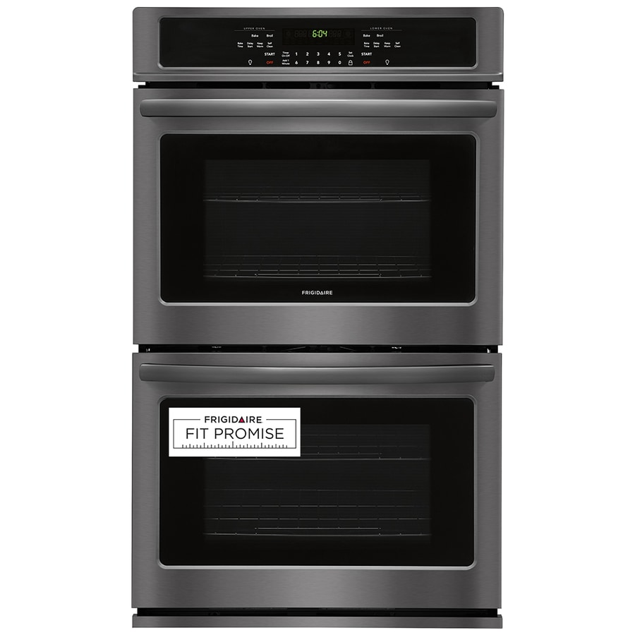 Shop Frigidaire Self Cleaning Double Electric Wall Oven