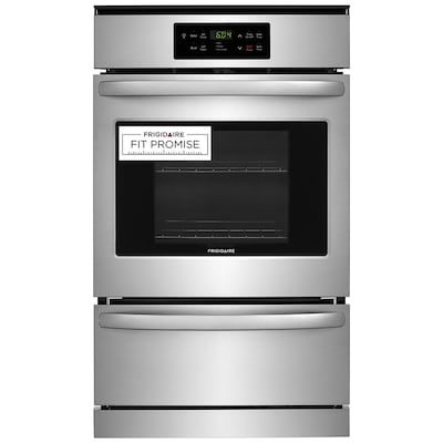 Frigidaire 24-in Self-Cleaning Single Gas Wall Oven