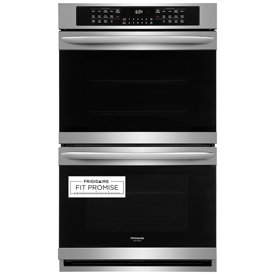 Frigidaire Gallery Self Cleaning And Steam Cleaning