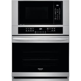 Microwave Wall Oven Combinations At Lowes