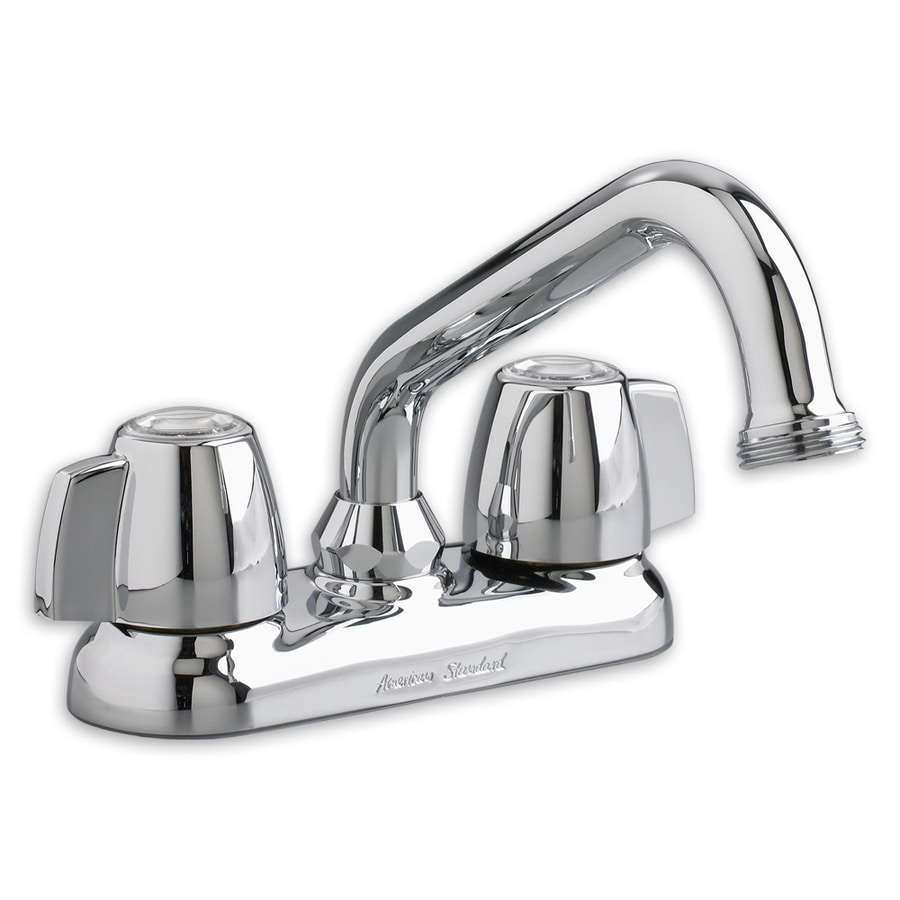 American Standard Chrome 2-Handle Utility Sink Faucet