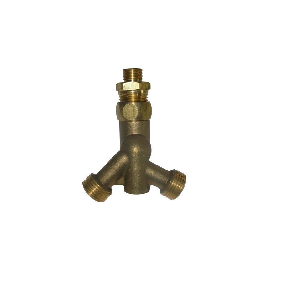 American Standard Rough Brass Quarter Turn Angle Valve