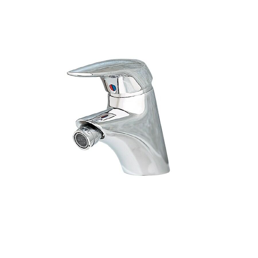 American Standard Ceramix Polished Chrome Vertical Spray Bidet Faucet