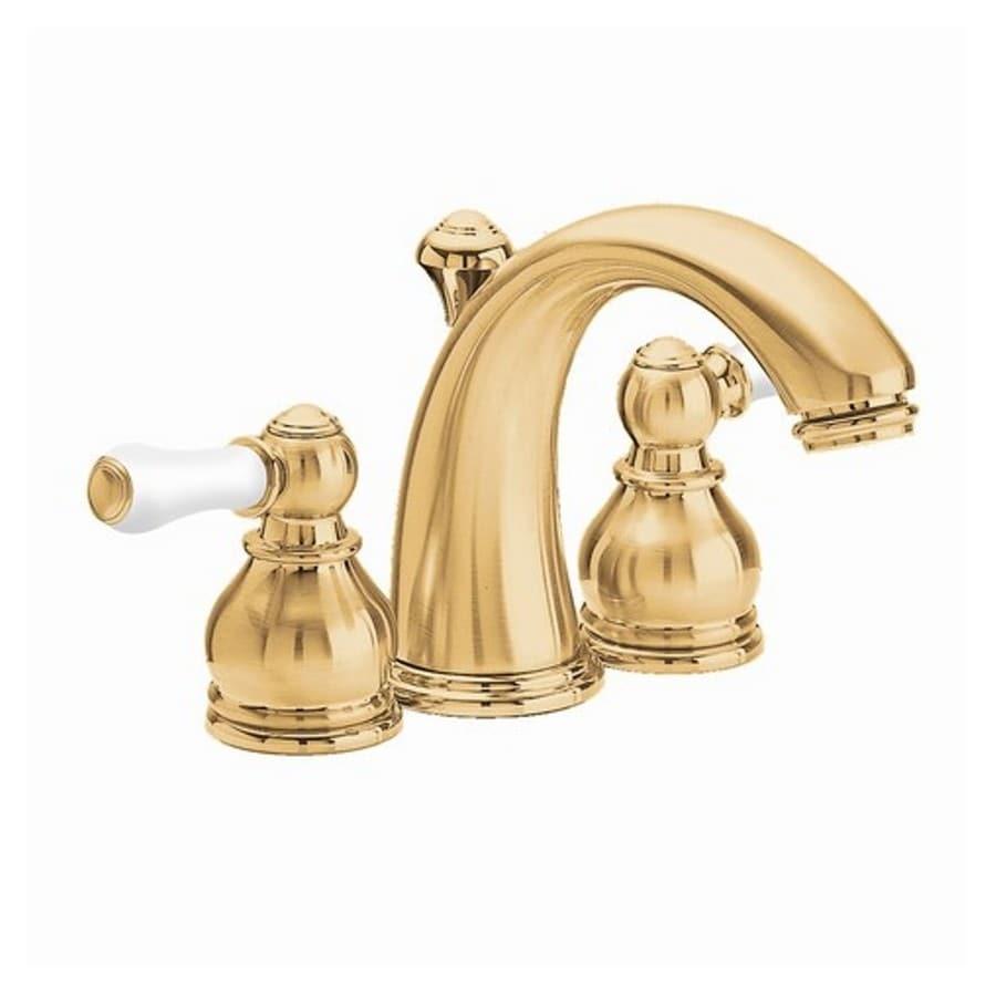 Shop American Standard Hampton Polished Brass 2-Handle WaterSense ...