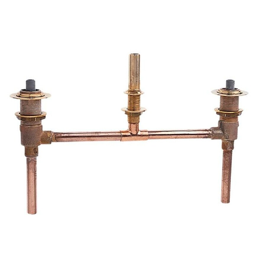 American Standard 1/2-in Brass Sweat In-Line Rough-in Valve