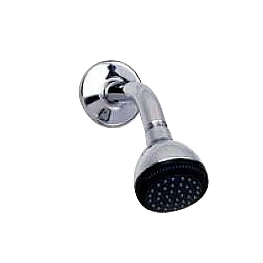 american standard polished chrome 1 spray shower head at. Black Bedroom Furniture Sets. Home Design Ideas