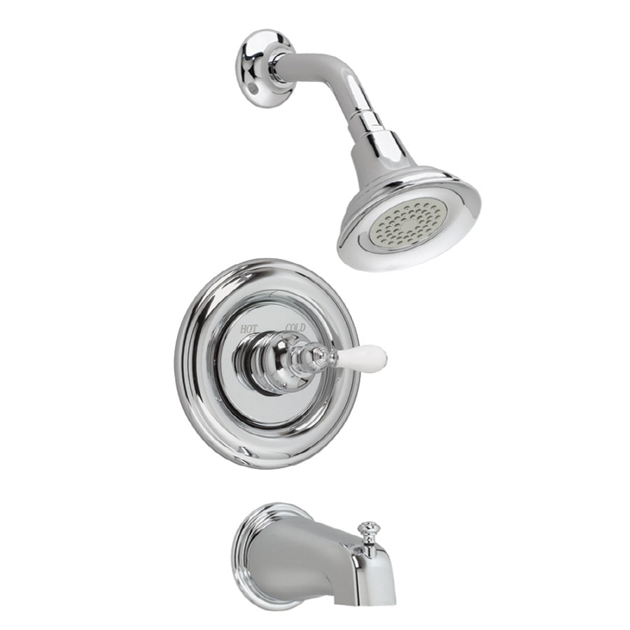 Shop American Standard Chrome Tub/Shower Trim Kit at Lowes.com