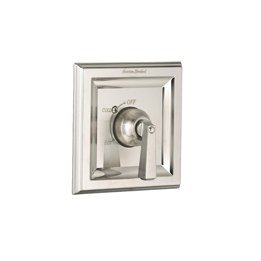 American Standard Town Square Vavle Only Trim Kit In Satin Nickel