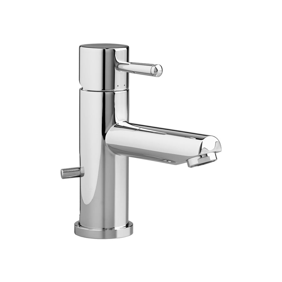 Shop American Standard Serin Polished Chrome 1 Handle Single Hole Watersense Bathroom Faucet