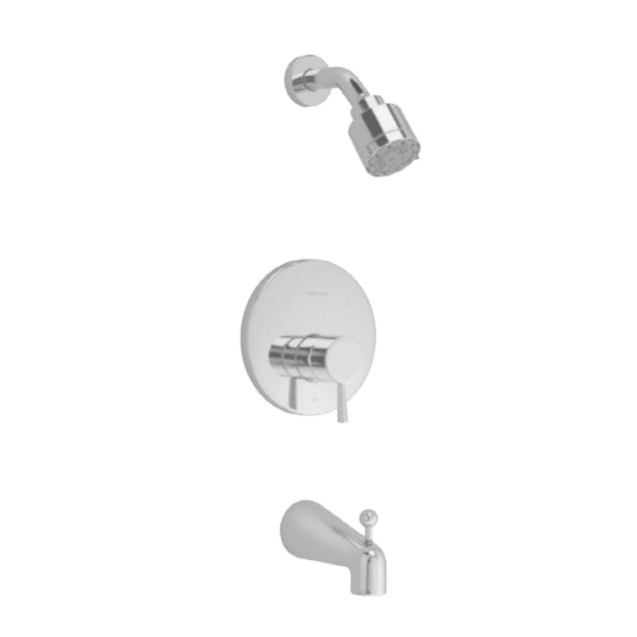 American Standard Nickel Tub/Shower Repair Kit