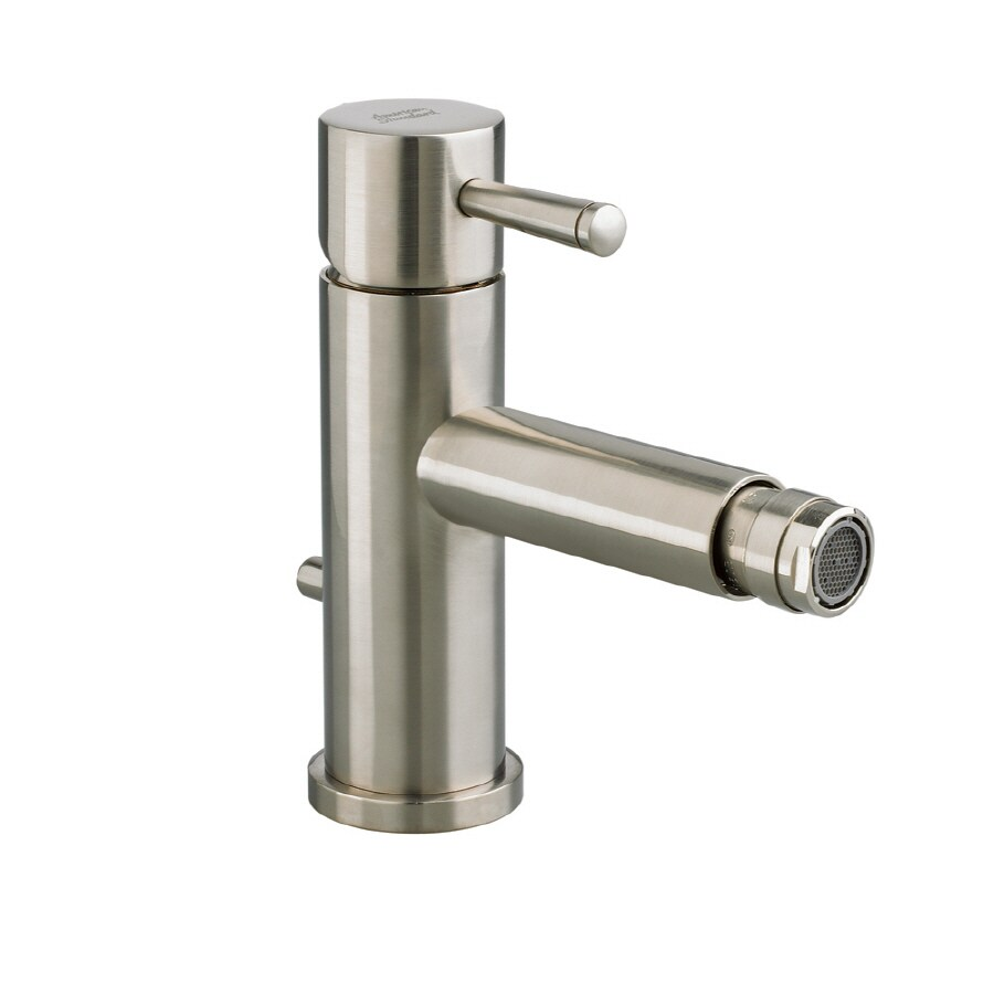 American Standard Serin Satin Nickel Vertical Spray Bidet Faucet