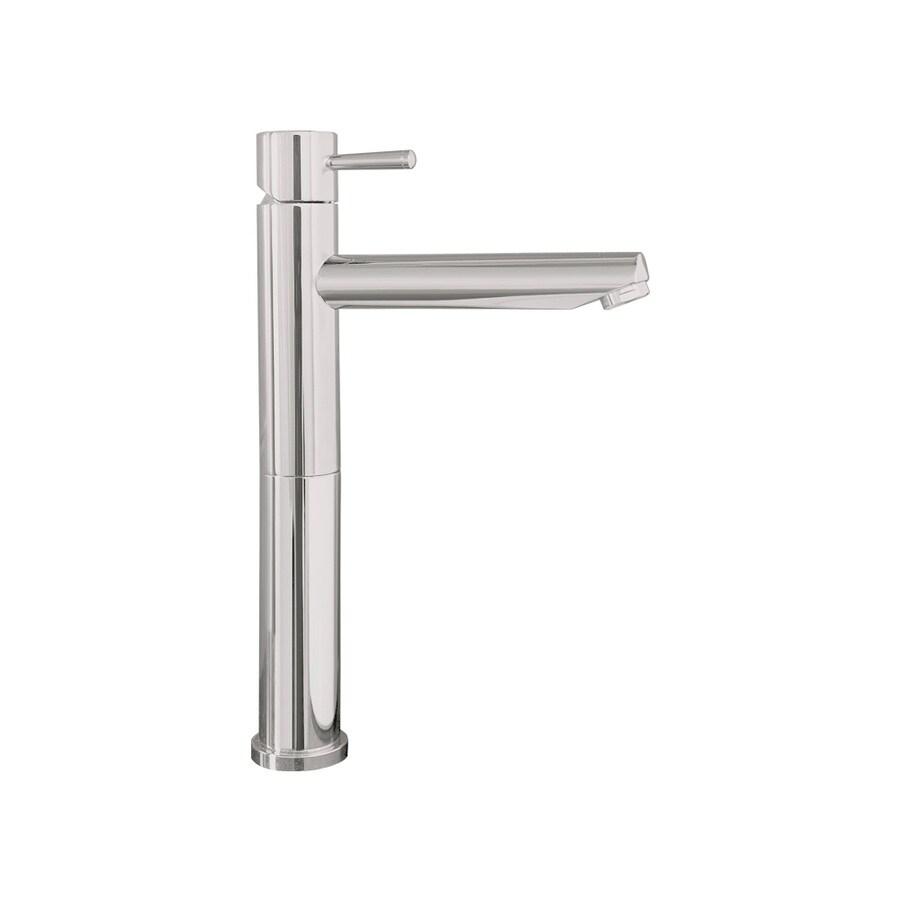American Standard Serin Satin Nickel 1-Handle Single Hole WaterSense Bathroom Faucet