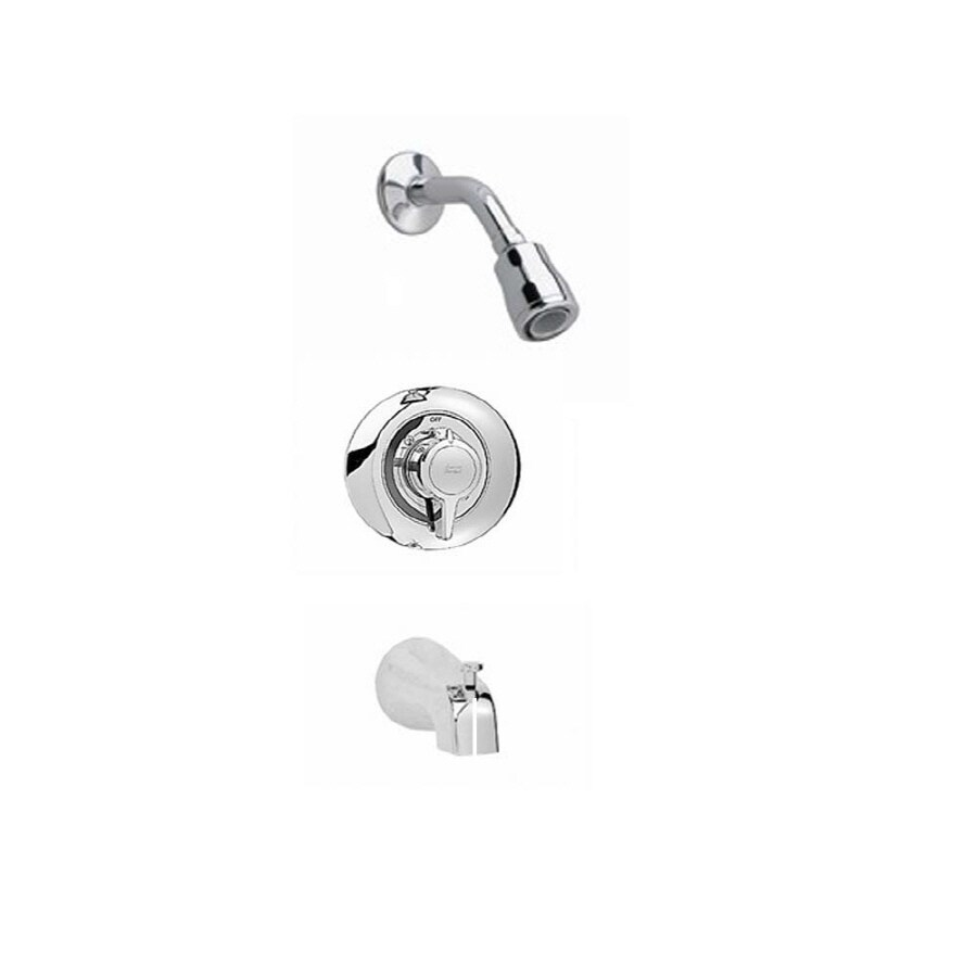 American Standard Chrome Tub/Shower Trim Kit