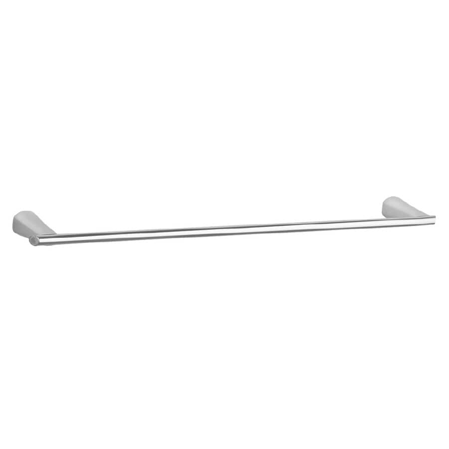 American Standard Stainless Steel Single Towel Bar (Common: 24-in; Actual: 24-in)