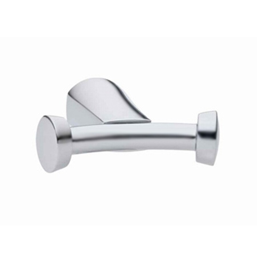 American Standard 2-Hook Polished Chrome Robe Hook
