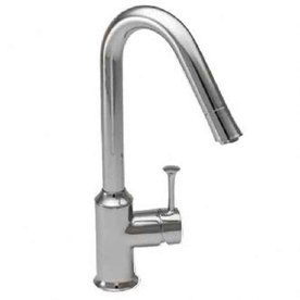 American Standard Pekoe 1 Handle Deck Mount Pull Out Kitchen Faucet