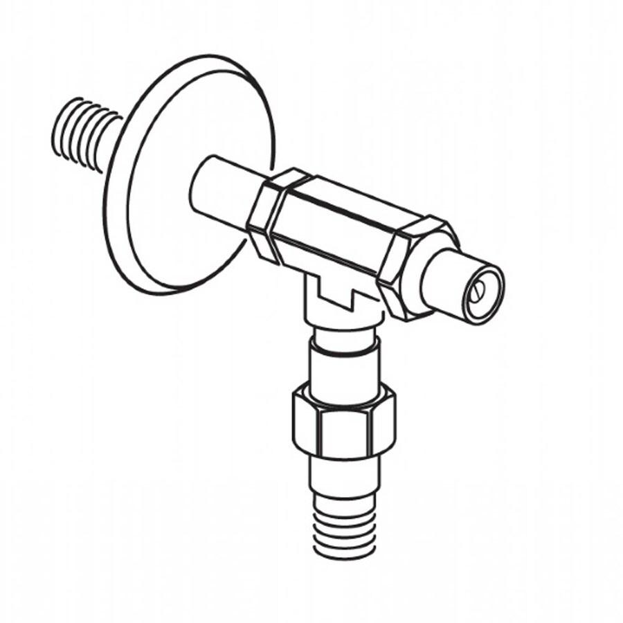 American Standard Universal Flush Valve Assembly