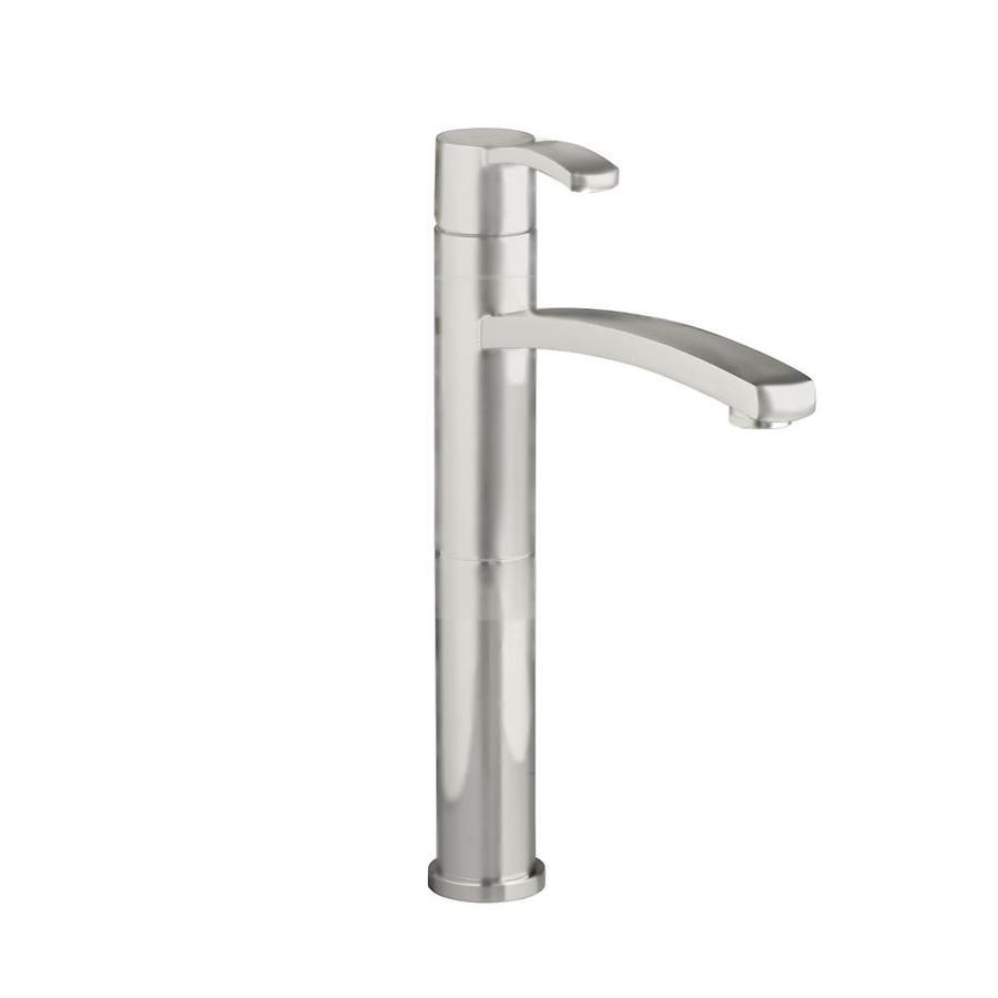 American Standard Berwick Satin Nickel 1-Handle Single Hole WaterSense Bathroom Faucet
