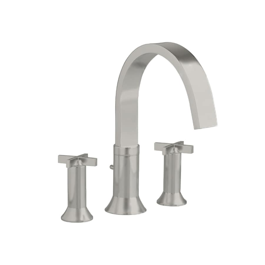 American Standard Berwick Satin Nickel 2-Handle Deck Mount Bathtub Faucet